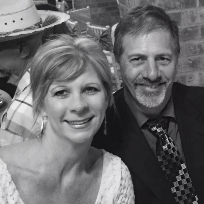 Nancy and Jim Farries Wedding Photo
