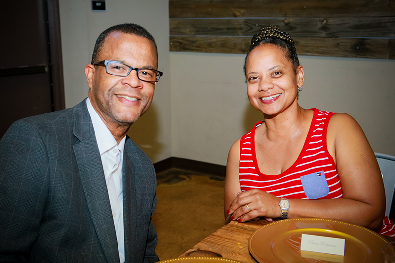 Pat and Dawn, Yard Love Peoria affiliates
