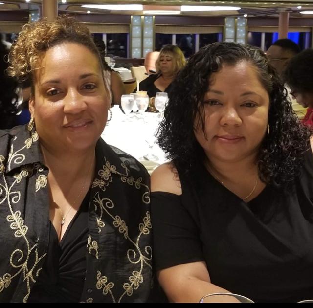 Teresa and Christina - Yard Love Hampton Roads Affiliates